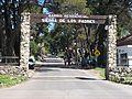 Sierra de los Padres main entrance.jpg