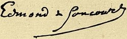 Signature of Edmond De Goncourt.jpg
