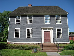 Silas Deane - Deane's home in Wethersfield, Connecticut