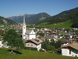 Sillian - Image: Sillian in Osttirol