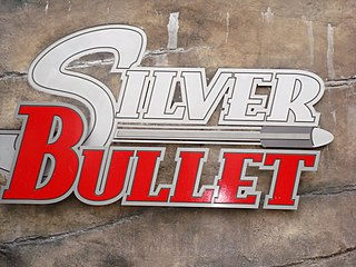 Silver Bullet (Knotts Berry Farm)