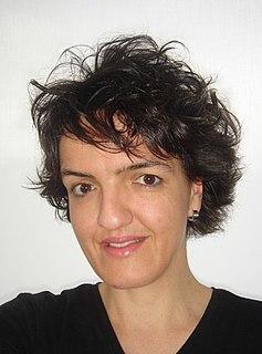 Silvia Arber Swiss neurobiologist