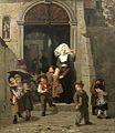 Simon Durand - Children playing after school.jpg