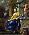 Simon Vouet - Allegorical Portrait of Anna of Austria as Minerva - WGA25378.jpg