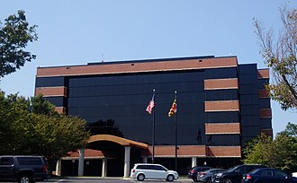 Sinclair Broadcast Group - Headquarters of Sinclair Broadcast Group in Hunt Valley