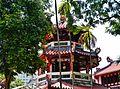 Singapore Tempel Thian Hock Keng Türmchen.jpg