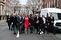 Sinn Féin MPs, MLAs & TDs en route to the Dáil100 event (32961997398).jpg