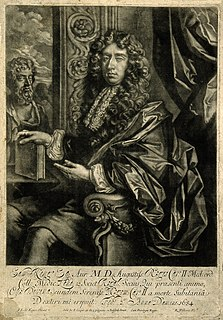 Edmund King (physician) English physician