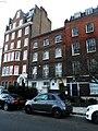 Sir John Simon Blue Plaque 40 Kensington Square London W8.jpg