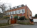 Sir Ralph Richardson - Bedegar's Lea Hampstead Lane Barnet NW3.jpg