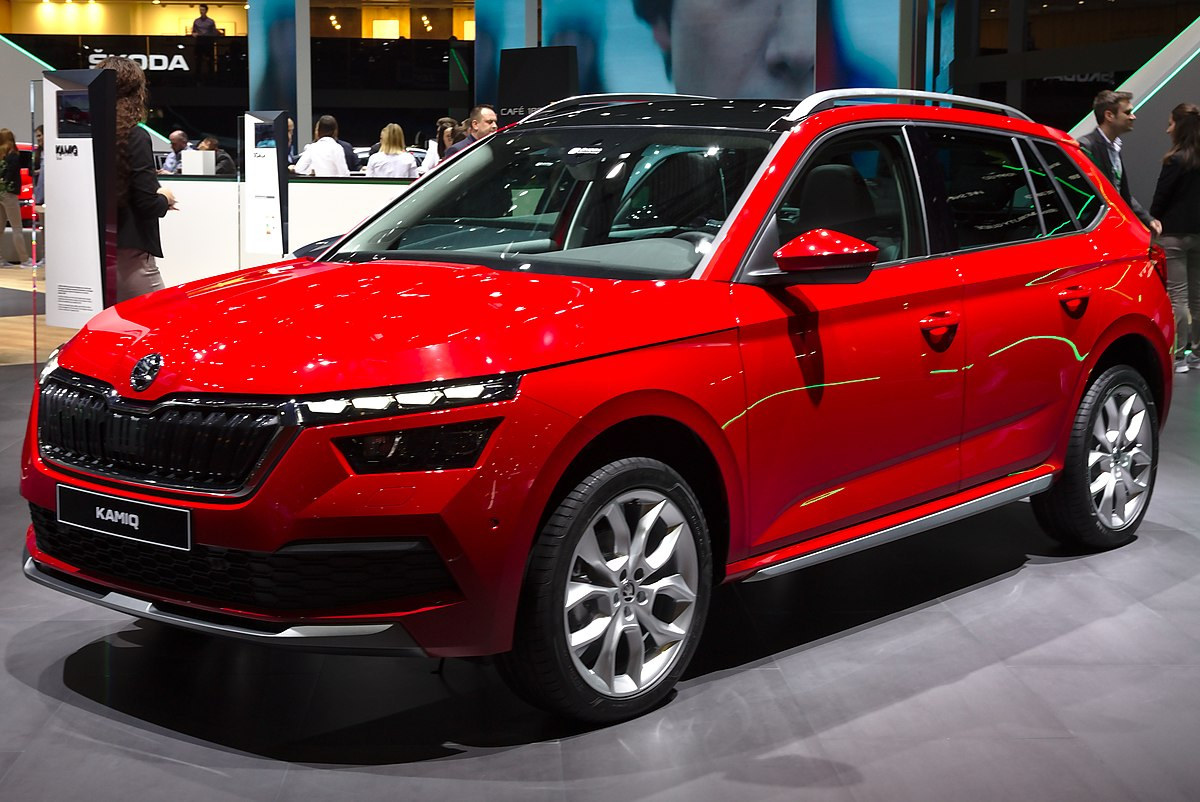 Škoda Kamiq (Europe)