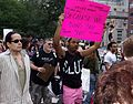 SlutWalk NYC October 2011 Shankbone 17.JPG