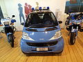 Smart Italian police car photo-2.JPG