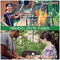 Smore memories bc to oc from 2008 to 2014 Virginia State Parks (15326993413).jpg