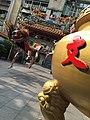 Snapshot, Taipei, Taiwan, 台北大龍峒金獅團, 樹人書院文昌祠, 隨拍, 台北, 台灣 (18802047573).jpg