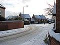 Snow on Blackthorn Way - geograph.org.uk - 1655072.jpg