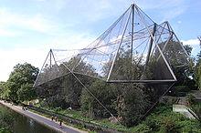 Snowdon Aviary - London Zoo - Cedric Price, Frank Newby, Lord Snowdon - 1961