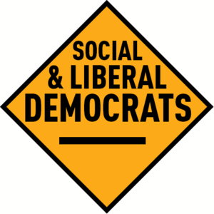Social and Liberal Democrats leadership election, 1988 - Image: Social and Liberal Democrats logo
