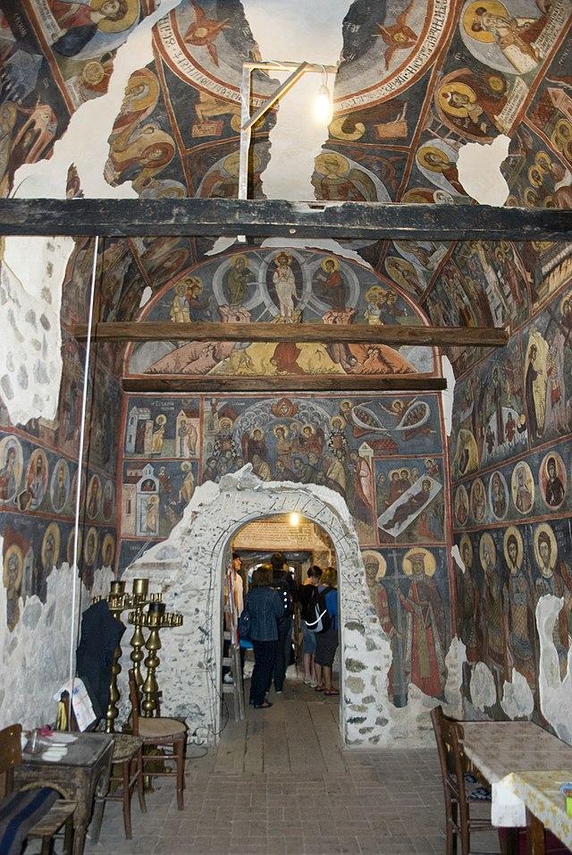 Monasterio de Dragalevtsi