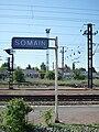 Somain - Panneau ferroviaire (B).JPG