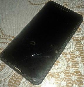 Xperia E4g in schwarz
