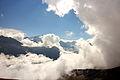 Sorebois Val d'Anniviers (2438 m). Zicht op bergen boven Zinal 01.JPG
