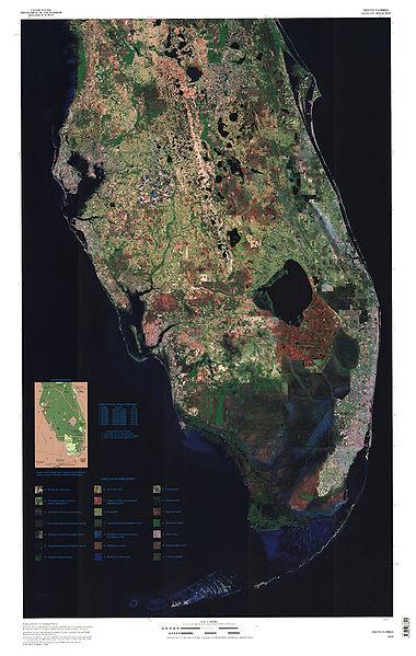 File:South Florida Satellite Image Map.jpg
