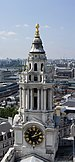 South west tower of St Paul's Cathedral.jpg