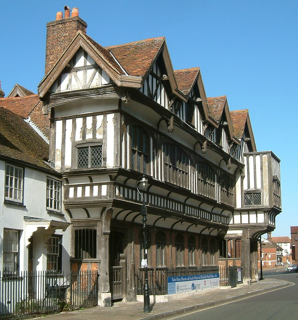 Southampton - Maison Tudor 02