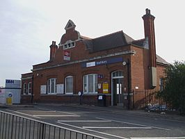 Southbury station building.JPG