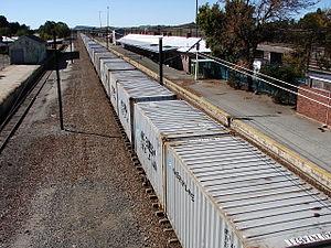 Springfontein - Springfontein railway station