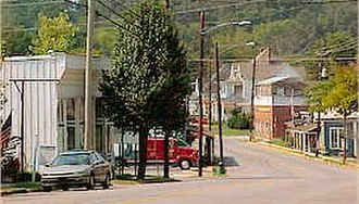 Springville, Alabama - Downtown Springville