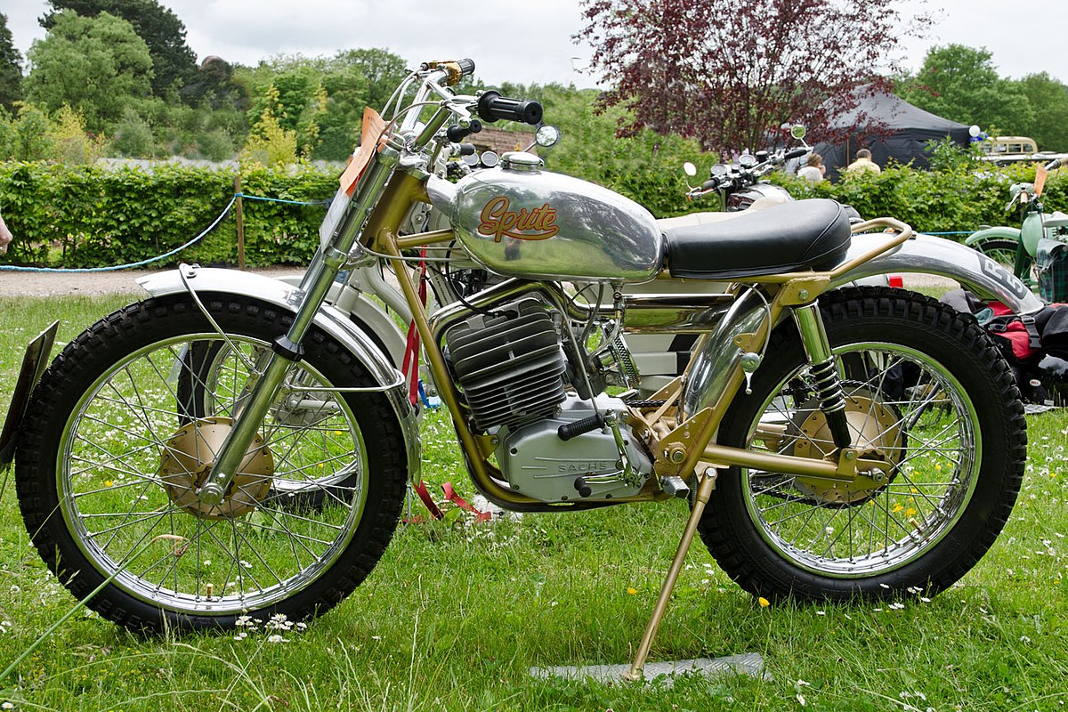 Sprite Motorcycle Wikipedia