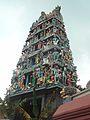 Sri Mariamman Hindu Temple Chinatown.JPG