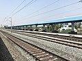 Srikalahasti railway station board 1.jpg