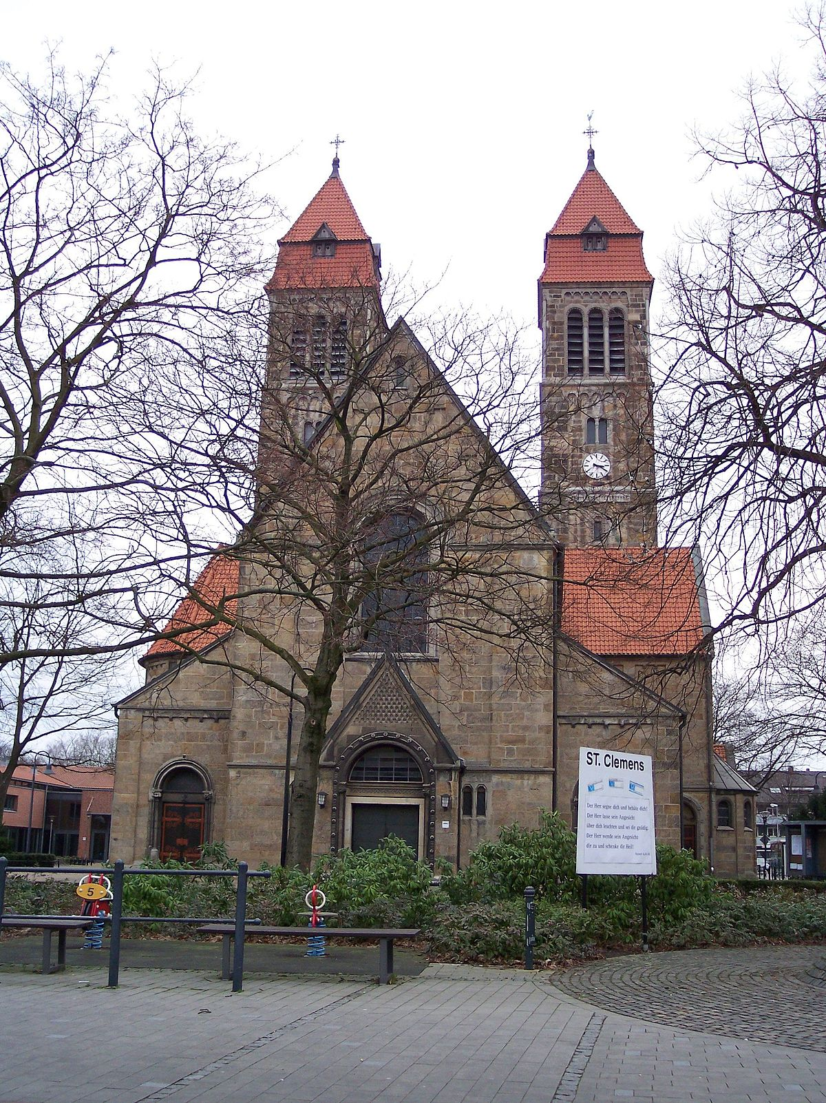 St Clemens