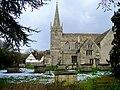 St. Cyriac's church, Lacock - geograph.org.uk - 1160371.jpg