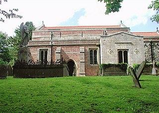Winestead village in United Kingdom