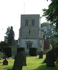 St. Giles, Cheddington - The Tower - geograph.org.uk - 330028.jpg
