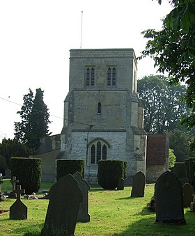 St. Giles, Cheddington - The Tower - geograph.org.uk - 330028.jpg