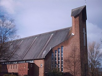 Castlemilk - St. Margaret Mary's RC Church