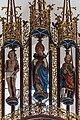 St. Michael ob Rauchenödt Flügelaltar Gesprenge 01.jpg
