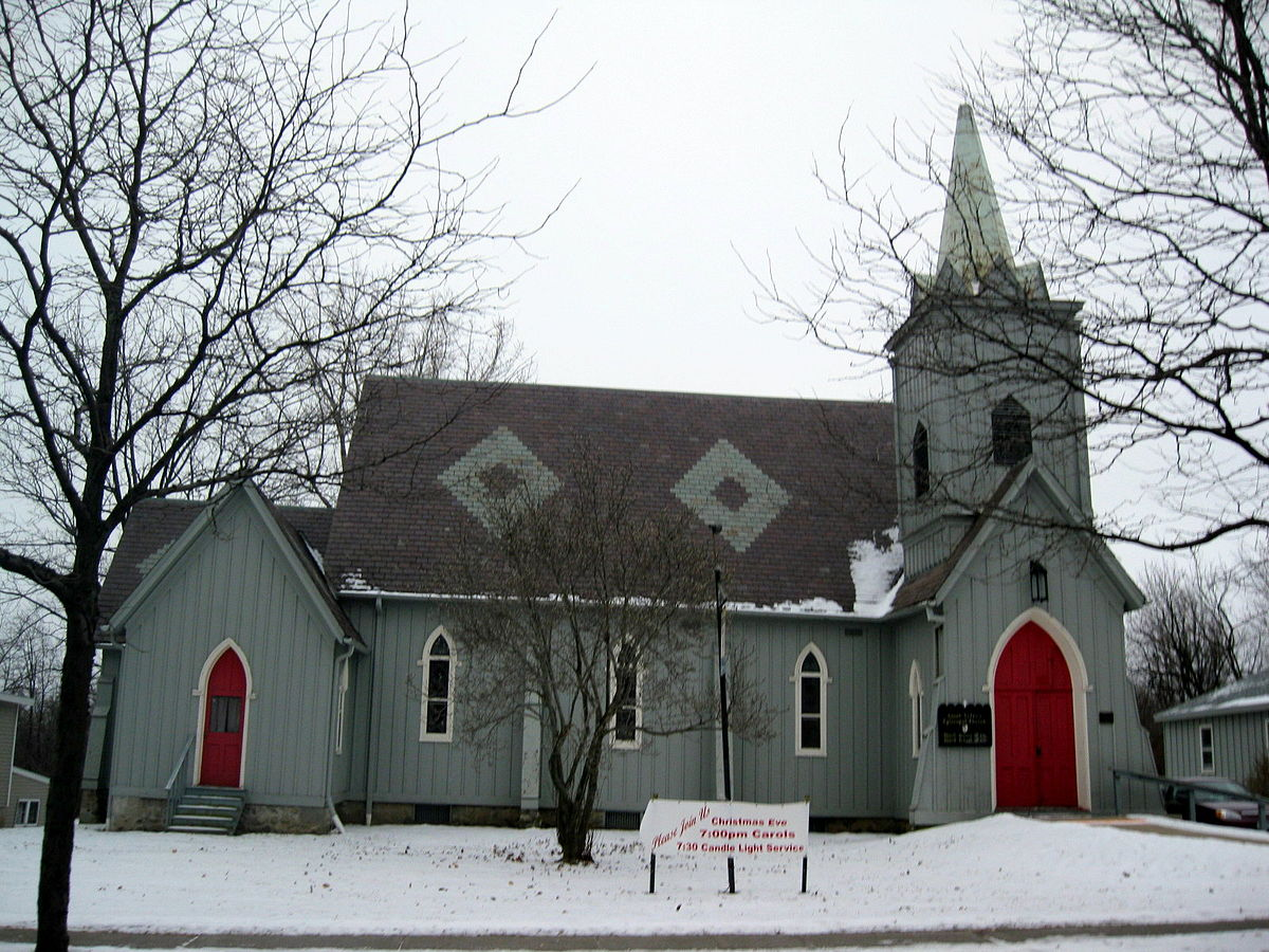 St Peter S Episcopal Church Bloomfield New York