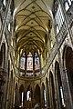 St. Vitus's Cathedral, Prague Castle (16) (25937106120).jpg