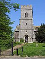 St Andrew and All Saints, Wicklewood, Norfolk - geograph.org.uk - 805008.jpg