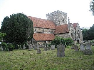 Harold Rodgers British bishop