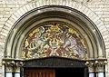 St Georg Köln Eingang Vorhalle Mosaik.jpg
