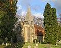 St Laurence Church, Ecchinswell - geograph.org.uk - 612487.jpg
