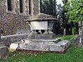 St Mary, Hertingfordbury, Herts - Churchyard - geograph.org.uk - 363048.jpg