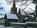 St Mary Magdalene's Church in Cricket Malherbie, Knowle St Giles, Somerset.jpg